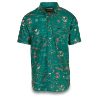 Dakine - Poipu short sleeve woven shirt Pixel Palm