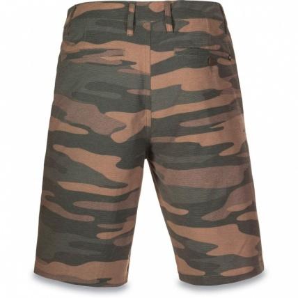 Dakine Kokio Field Camo 19in Hybrid Print Shorts Rear