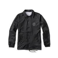 Primitive - Global Coach Jacket Black Silver
