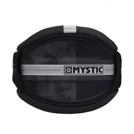Mystic Majestic Hard Shell Waist Harness Black White