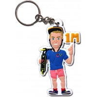 Figz Collection - Claudius Vertesi Keyring