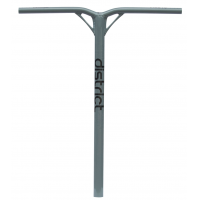 District - ST315 Rook Grey Handlebars Oversized