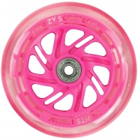 Slamm Scooters - Frenzy Wheels 120mm Light Up Pink