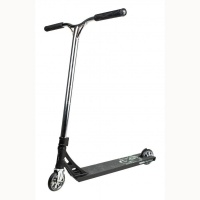Addict - Equalizer Pro Street Scooter Black and Chrome