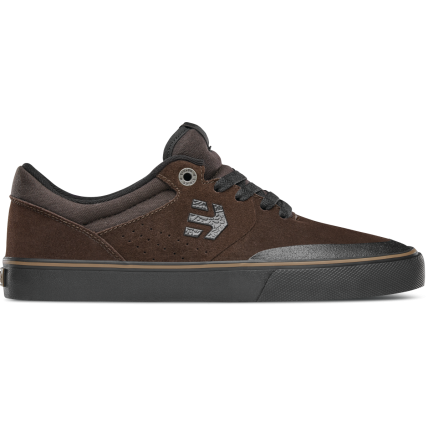 Etnies Marana Vulc Black Brown Skate Shoes
