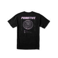 Primitive - Primitive Global Tee Black