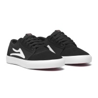 Lakai - Griffin Kids Black White Skate Shoes