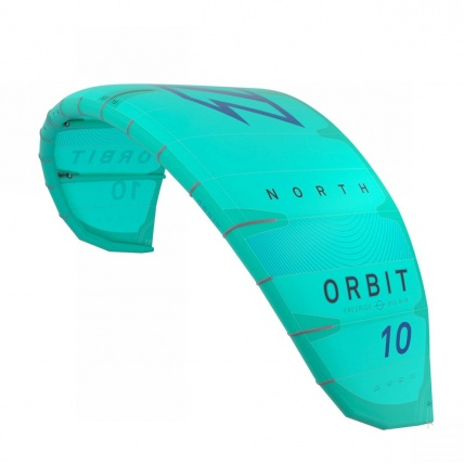 North Kiteboarding Orbit Kitesurfing Kite blue