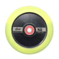 Grit Scooters - H2O Hollow Core Scooter Wheel Yellow 110mm