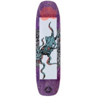 Welcome Skateboards - Bactocat on Wormtail Deck 8.4in
