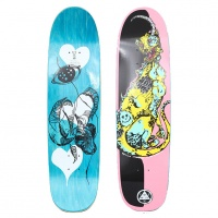 Welcome Skateboards - Cheetah On Sylpstick Skateboard Deck 8.5in