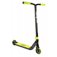 Dominator - Sniper Black Neon Yellow Pro Scooter