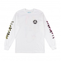 Welcome Skateboards - Animal Kingdom LongSleeve Tee White