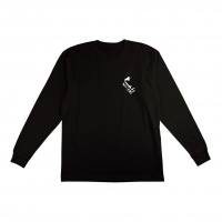 Welcome Skateboards - Faces Longsleeve Tee Black