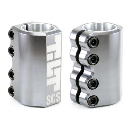 Tilt Classic SCS Clamp in Silver
