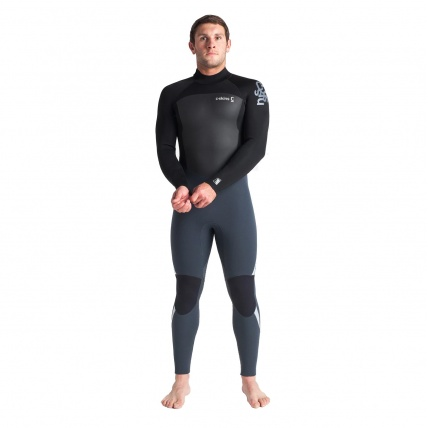 C-Skin Mens Legend 5:4:3 BZ Wetsuit Graphite Black