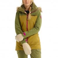 Burton - Lelah Martini Olive Evilo Womens Snow Jacket
