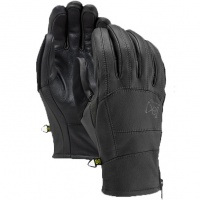 Burton - AK Leather Tech Gloves True Black