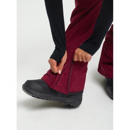 Society Port Royal Heather Wmns Snow Pants cuff zips