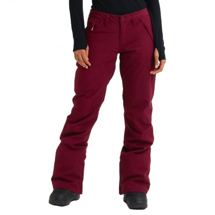 Society Port Royal Heather Wmns Snow Pants front