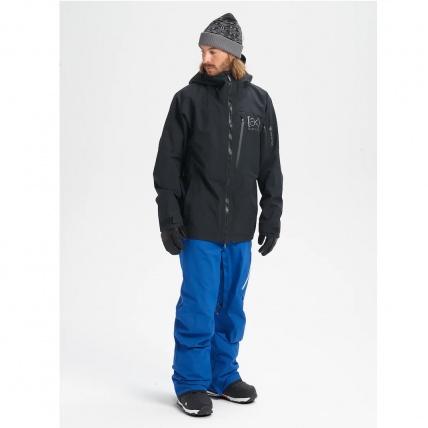 Burton AK GORE-TEX Cyclic Orange Snowboard Jacket front