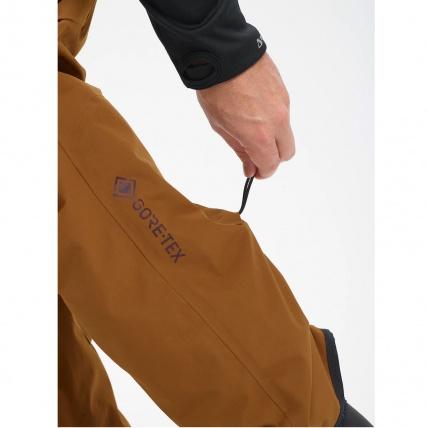 Burton AK GORE-TEX Cyclic Monks Robe Mens Snow Pants boot cinch