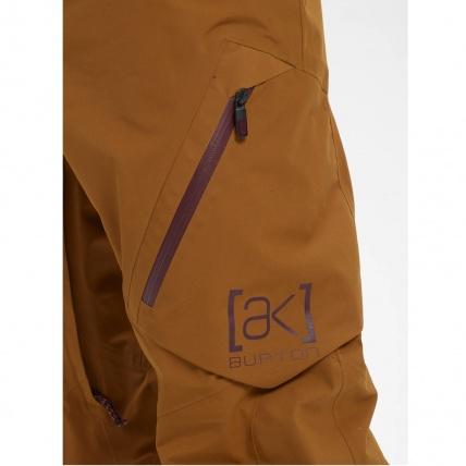 Burton AK GORE-TEX Cyclic Monks Robe Mens Snow Pants cargo pocket
