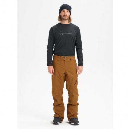 Burton AK GORE-TEX Cyclic Monks Robe Mens Snow Pants front
