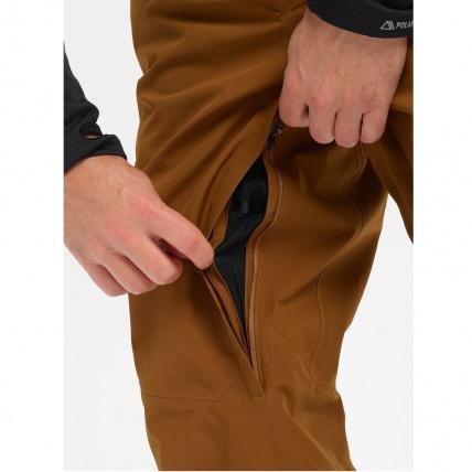 Burton AK GORE-TEX Cyclic Monks Robe Mens Snow Pants Test-I-Cool vent