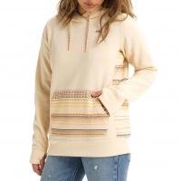 Burton - Womens Oak Pullover Hoodie Revel Stripe