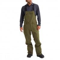 Burton - Reserve Keef Mens Bib Snowboard Pants