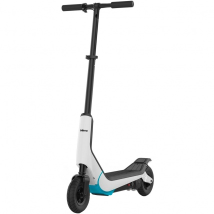 JD Bug Electric Fun Series Scooter White
