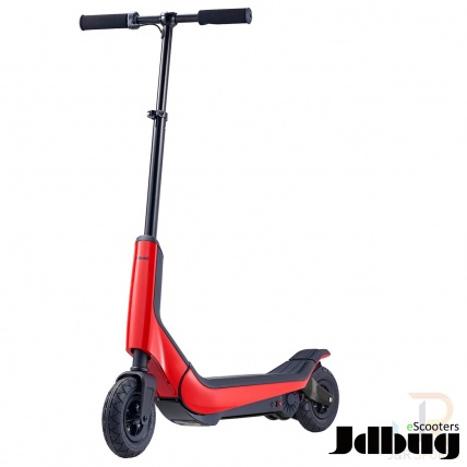 JD Bug Electric Fun Series Scooter Red
