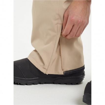 Analog Analog Ice Out Safari Mens Snowboard Bib Pant boot cuff