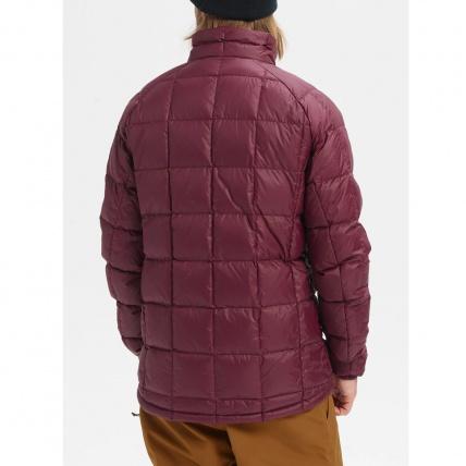 Burton AK BK Down Jacket Port Royal Mens Insulator back