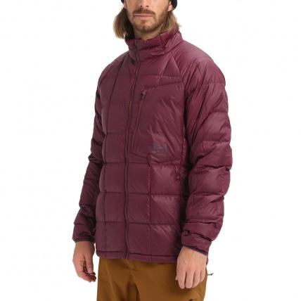 Burton AK BK Down Jacket Port Royal Mens Insulator front