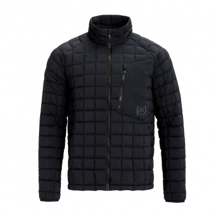 Burton AK BK Lite Down Jacket True Black Mens Insulator