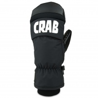 Crab Grab - Punch Mitt Black Snowboard Mitts