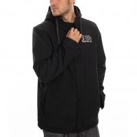 686 - Primitive Waterproof Coaches Jacket Black