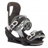 Burton - Cartel Re:Flex White Black Snowboard Binding