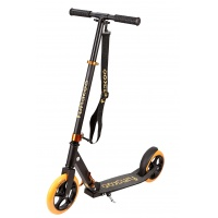 Chilli Pro Scooter - Fun4U Funscoo TreTroller 200 Commuter Black and Orange