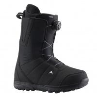 Burton - Moto BOA Black Mens Snowboard Boots