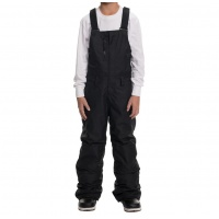 686 - Youth Sierra Insulated Bib Pants Black