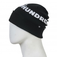 686 - X The Hundreds Black Beanie