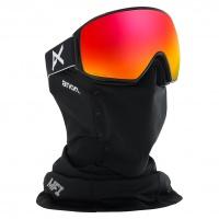 Anon - M4 Toric Black Red Sonar Snowboard Goggles