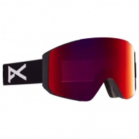 Anon - Sync Black Snowboard Goggle Red Perceive Lens