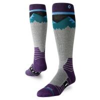 Stance - Ridge Line Merino Wool Blend Mens Snow Socks