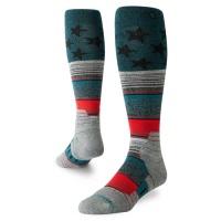 Stance - Star Fade Merino Wool Blend Mens Snow Socks