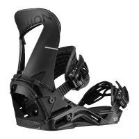 Salomon - Hologram Black Snowboard Bindings