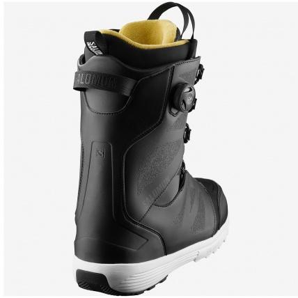Salomon Launch Lace BOA SJ Mens Snowboard Boots back